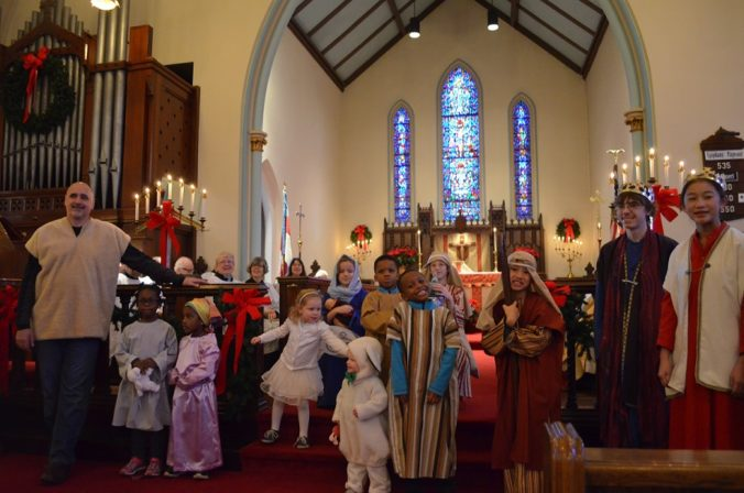 Pageant St Lukes