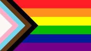 Progressive Pride Flag